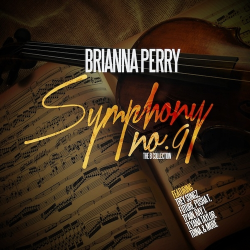 Brianna Perry ~ Symphony No. 9:The Collection Mixtape