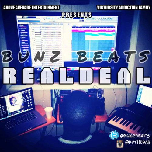 Bunz Beats ~ Real Deal Mixtape