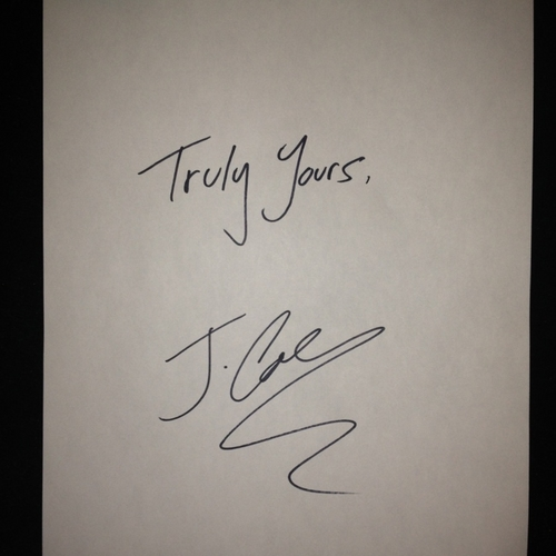J. Cole - Truly Yours Mixtape/EP