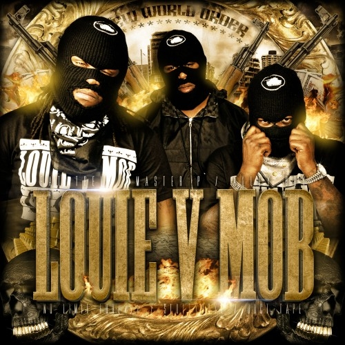 Louie V Mob - New World Order Mixtape