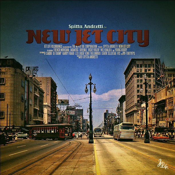 Curren$y - New Jet City Mixtape