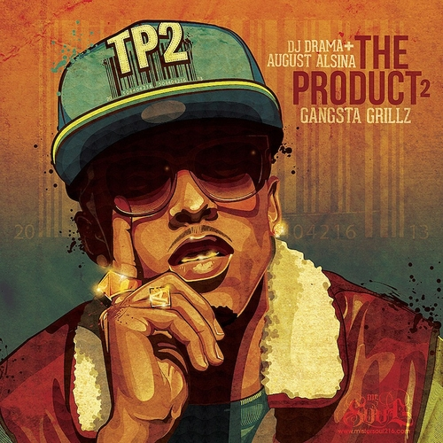 August Alsina ~ The Product 2 Mixtape