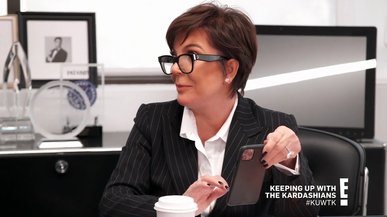 "Keeping Up with the Kardashians Season 18 - Episode 6 ""Family Matters"""